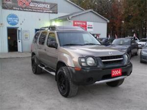 2004 Nissan Xterra SE|4X4|GREAT WINTER TRUK|MUST SEE