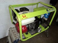 Honda generator, standby generator £270