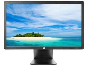 Écran 22'', Full HD, HP Elitedsiplay E221, Displayport,VGA,DVI