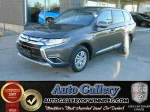 2016 Mitsubishi Outlander ES AWD*Only 208 Kms!