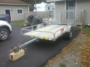 maxi-roule utility trailer St. John's Newfoundland image 1