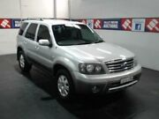 2006 Ford Escape ZC XLT Silver 4 Speed Automatic Wagon Cardiff Lake Macquarie Area Preview