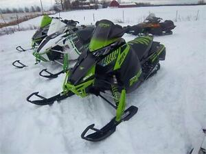 17 ARCTIC CAT ZR 6000 RS DEMO SLED ON SALE NOW!!!