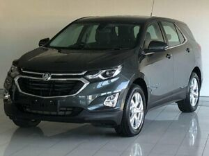 2017 Holden Equinox EQ MY18 LT FWD Grey 9 Speed Sports Automatic Wagon Ashmore Gold Coast City Preview
