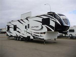 **SAVE LOTS of MONEY** WHY NOT BUY a Lightly Used RV Instead? Edmonton Edmonton Area image 3