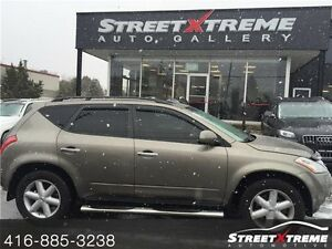 2004 Nissan Murano SE LEATHER PWR HEATED SEATS, SUNROOF, BOSE