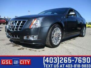 2013 Cadillac CTS Sedan Premium