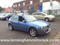 2003 (53 Reg) Rover Streetwise 1.4 16V S 103PS 5DR Hatchback BLUE + LONG MOT