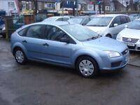 Ford FOCUS 1.4 Studio 5dr, 2005 model, Full MOT, Low insurance & tax group