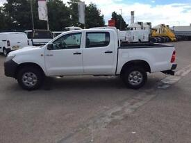 Toyota Hi-Lux 2.5D-4D 4WD HL2 30000 miles with tow bar