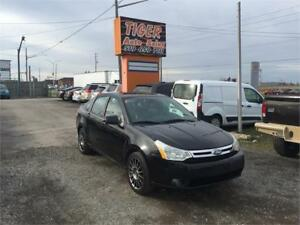 2009 Ford Focus SES***LEATHER***AUTO***AS IS SPECIAL***