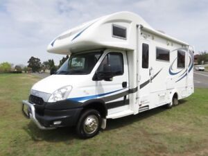 WANTED - Late Model Motorhomes - Quick Cash Settlement Glendenning Blacktown Area Preview
