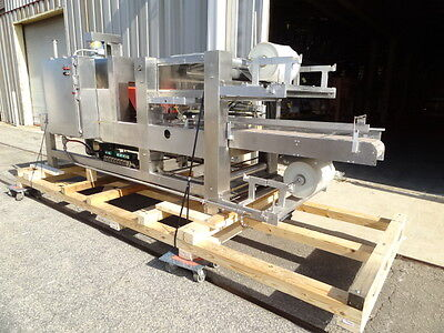 Arpac 1058-24 Shrink Wrapper Stainless Steel