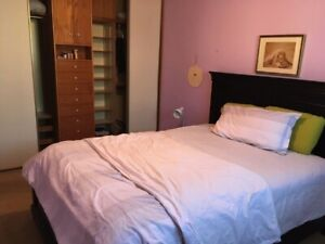 April 5,  furnished room or house close to the new Power Station