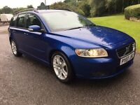 2007 Volvo V50 1.8 se Full sevice history very nice estate car