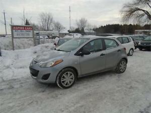 "2011 Mazda 2 GS-ONLY 123,000 KM-EXTRA CLEAN-""SALE"" PRICED!"