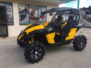 2014 Can-Am Maverick XMR 1000R, low kms for only $109 bi-weekly!