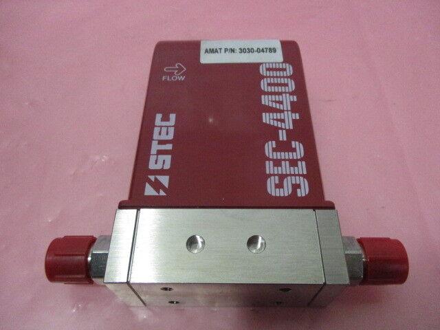 STEC SEC-4400M MFC, SiF4, 200 SCCM, SEC-4400, AMAT 3030-04784, 424922