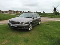 Jaguar x type estate sport diesel 2007