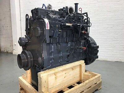 Komatsu Saa6d114e-3 Remanufactured Diesel Engine Tag 1724