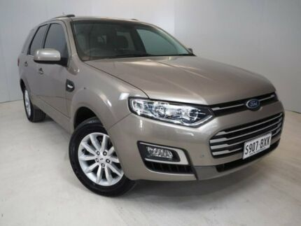 2016 Ford Territory SZ MkII TX Seq Sport Shift Beige 6 Speed Sports Automatic Wagon Mount Gambier Grant Area Preview