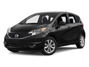 2016 Nissan Versa Note- Multiple Repossessions? You're Approved!