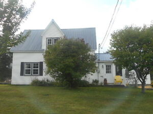 Hobby Farm, 4.76 acres, 2 horse stalls, 40 min. from Fredericton