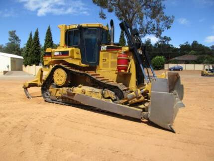 DOZER CATERPILLAR D6RXL WITH RIPPERS