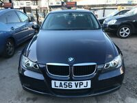 2007 BMW 3 Series 2.0 318i ES 4dr, LOW MILEAGE, 62250 Miles only, CAR DRIVES SUPERB, MUST GO QUICK.