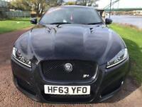 2013 63 JAGUAR XF 5.0 V8 R 4D AUTO 510 BHP