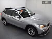 BMW X1 XDRIVE 18D SE, Silver, Manual, Diesel, 2014
