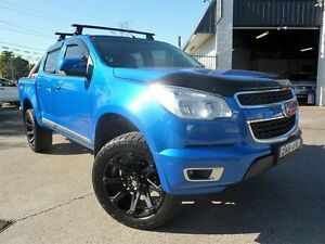 2014 Holden Colorado RG MY14 LT (4x4) 6 Speed Manual Crew Cab P/Up North St Marys Penrith Area Preview