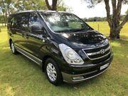 2014 Hyundai iMAX TQ MY13 Black 4 Speed Automatic Wagon Tuggerah Wyong Area Preview