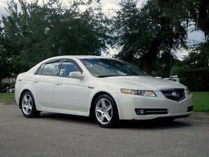 Safety & E-test: 2006 Acura TL with NAVIGATION! + Snow tires!