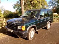 Land Rover Discovery Td5 manual ES, full mot
