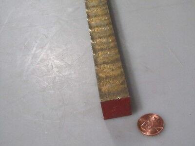 954 Bronze Oversize Flat Bar 34 Thick X 34 Wide X 24.0 Length