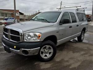 2008 Dodge Ram 1500 SXT 4X4 **CAP-LADDER RACK**