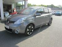 Nissan Note 1.4N-Tec Plus PETROL MANUAL 2012/12