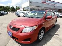 2010 Toyota Corolla CERTIFIED E-TESTED WARRANTY AVAILABLE
