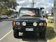 2001 Land Rover Discovery TD5 (4x4) Black 5 Speed Manual 4x4 Wagon Werribee Wyndham Area Preview