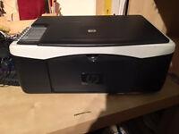 HP Deskjet F2180 printer