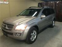 2008 Mercedes-Benz GL-3.0L CDI - CERTIFIED - LOADED - 7 PASSENGE