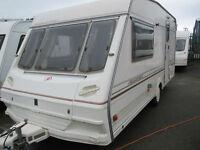 Abbey County Dorset 2 berth tourer