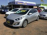 2016 Hyundai i30 GD4 Series II MY17 Active Platinum Silver Sports Automatic Hatchback Bidwill Blacktown Area Preview