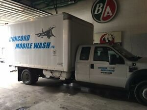 2008 Ford F-550 Extended Cab - MOBILE WASH TRUCK TURNKEY