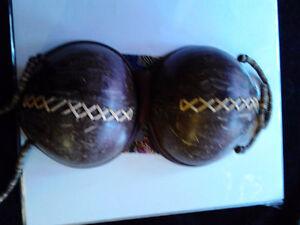 coconut bra purse
