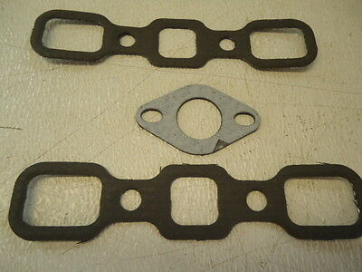 New Intake Exhaust Manifold Gasket Set Kit For Ford 9n 8n 2n Antique Tractor