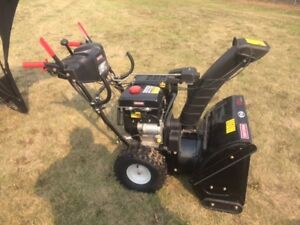 "CRAFTSMAN 277 CC 24"" CUT SNOWBLOWER WITH SNOW HOOD BRAND NEW!"