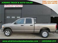 2006 Dodge Ram 1500 SLT 4X4 Quad Cab Short Box