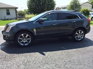 2012 Cadillac SRX Luxury AWD 3.6